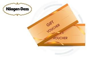 HK$600 Haagen-Dazs禮券